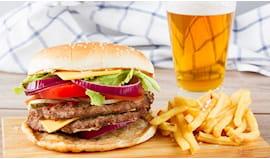 Hamburger e birra rimini!