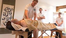 Corso massaggio fullbody