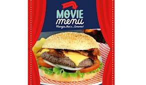 Menù diner + cinema