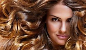 Effetto luce capelli