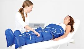 Pressoterapia + bendaggi