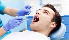 Pulizia denti+otturazione