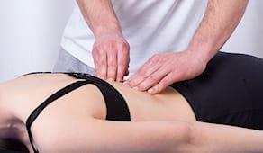 10 massaggi rachide