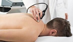 10 ultrasuoni + massaggio