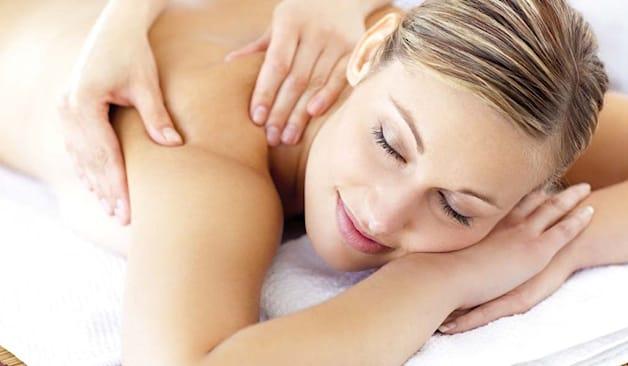 3 massaggi total body 60'