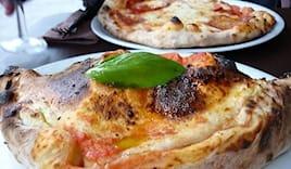 Pizza setaccio omaggio