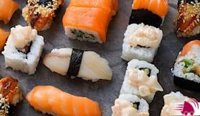 Sushi party 50 pz shi's