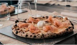 Pizza gourmet omaggio