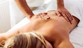Massaggio schiena 20'