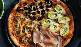 Pizza tempi moderni x2
