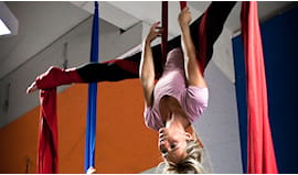 2 lezioni danza aerea