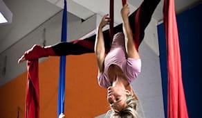 Lezione danza aerea x2