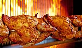 Pollo arrosto da asporto