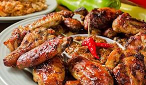 Misto pollo e maiale