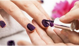 Manicure+smalto lineamia