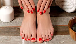 Pedicure lineamia