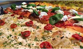 2 tranci pizza + 2 bibite