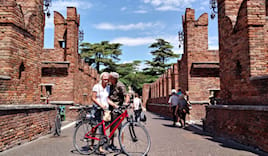 Romeo&giulietta bike tour