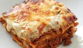 2 lasagne gratis