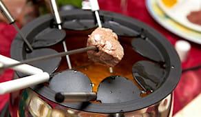 Bourguignonne di carne x2