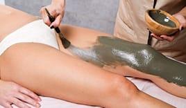 Fango corpo+massaggio 29€