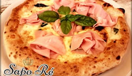Pizza e dolce sapo ré x2