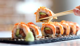 Royal sushi no limits x2