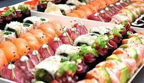 Sushi alla carta x2 gomi