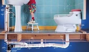 Impianti x bagno 1300€