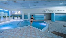 Villa+piscina terme rimin