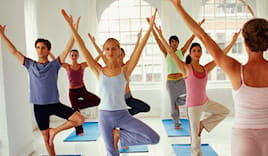 Corso hatha flow yoga