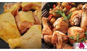 Pollo per arrosto