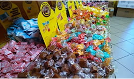 -50% su caramelle sfuse