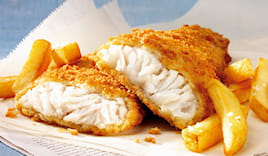 Fish&chips +lattina noi 2
