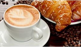 2 brioche + 2 cappuccini