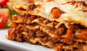 Lasagna per 2