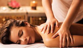 Massaggio 50 min a 25€
