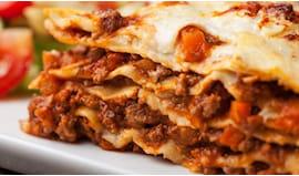 Lasagna per due