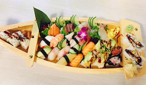 Pranzo ninja sushi x2