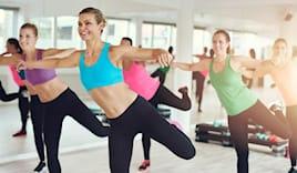 10 ingressi corsi fitness