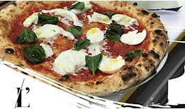 Pizza classica lincanto