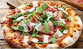 Pizza bugs bunny omaggio