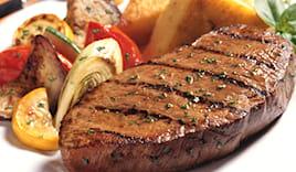 -20% su menù carne/pesce