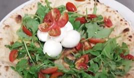 Pizza+bibita asporto