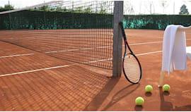Campo da tennis x2