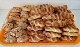 1 kg di biscotti 8,90€