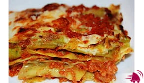 Lasagne a 13,50€/kg