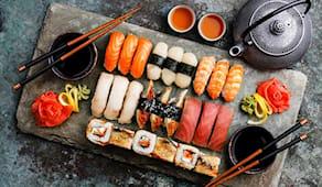 Privè spa sushi bollicine