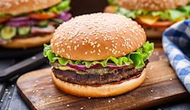 Menù beef burger