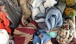 Sciarpe e foulard a 5€